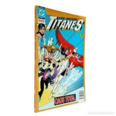 Cómics: LOS NUEVOS TITANES / CAOS TOTAL VOLUMEN UNO / DC / ZINCO 1994 (MARV WOLFMAN & KEVIN MAGUIRE). Lote 72753795