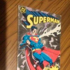 Comics: SUPERMAN 37 AL 40. RETAPADO. RÚSTICA. BUEN ESTADO. . Lote 72932311