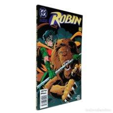 Cómics: ROBIN / LAS NUEVAS AVENTURAS / DC / ZINCO 1996 (CHUCK DIXON & TOM GRUMMETT). Lote 73000043