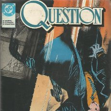 Cómics: QUESTION EDICIONES ZINCO COMPLETA 36 Nº.. Lote 250324295