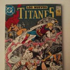 Cómics: LOS NUEVOS TITANES N °17-21. Lote 109751175
