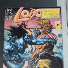 Comics - Lobo One Shot Retrato de una Víctima Zinco - 73721855