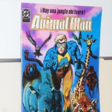 Cómics: ANIMAL MAN Nº 1 EDICIONES ZINCO OFERTA. Lote 118883179