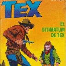 Cómics: COMIC - TEX - Nº 10 - EL ULTIMATUM DE TEX - ED.ZINCO 1982 FORMATO AMERICANO (18X25). Lote 73842551