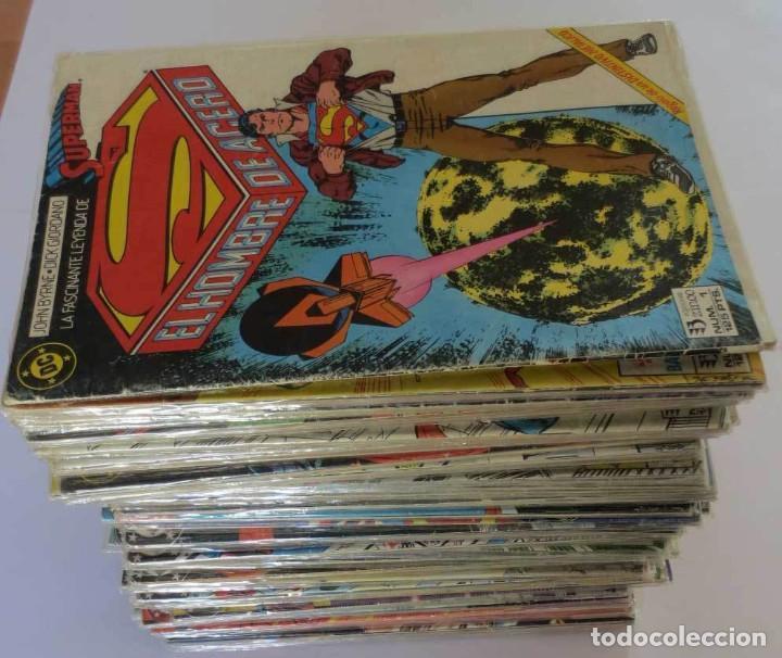 SUPERMAN COMPLETA VOL 2 EDICIONES ZINCO (Tebeos y Comics - Zinco - Superman)