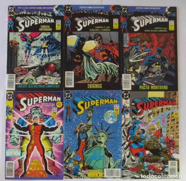 Cómics: SUPERMAN COMPLETA VOL 2 EDICIONES ZINCO - Foto 2 - 74092999