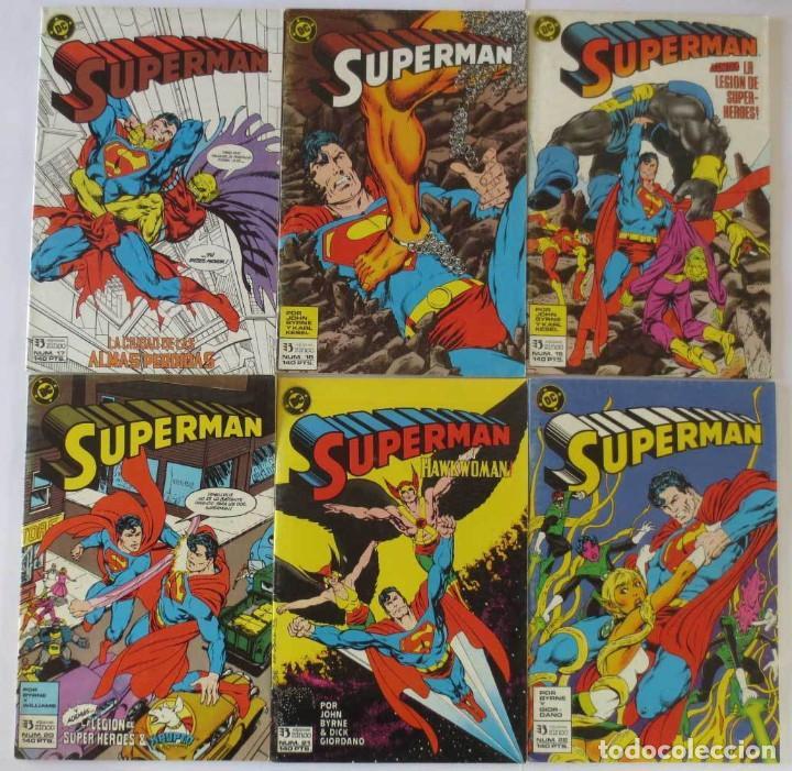 Cómics: SUPERMAN COMPLETA VOL 2 EDICIONES ZINCO - Foto 3 - 74092999