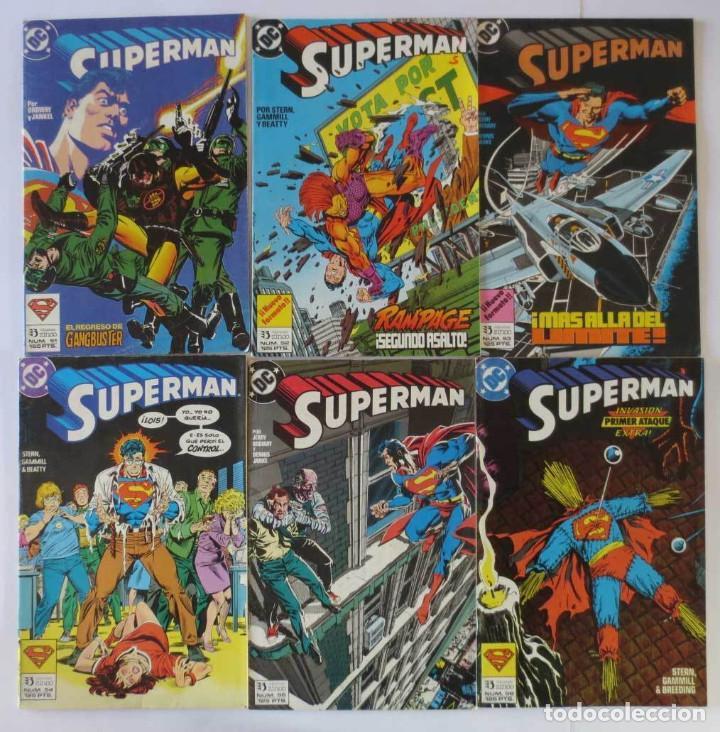 Cómics: SUPERMAN COMPLETA VOL 2 EDICIONES ZINCO - Foto 5 - 74092999