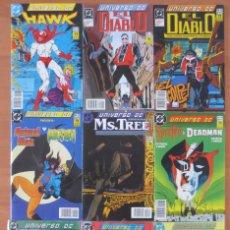Cómics: UNIVERSO DC CASI COMPLETA. Lote 74239599
