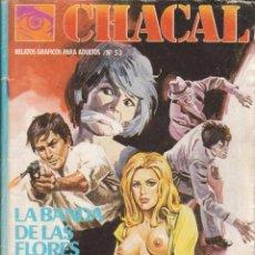 Cómics: COMIC ADULTOS - CHACAL - Nº 53 ED. ZINCO 1984 . Lote 74285459