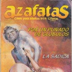 Cómics: COMIC ADULTOS - AZAFATAS - Nº 14 ED. ZINCO 1984 . Lote 74285659