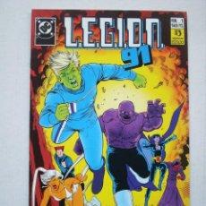 Cómics: LEGION 91 Nº 1 (DC) ZINCO. Lote 74372659