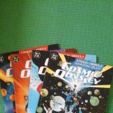 Cómics: COSMIC ODYSSEY - COMPLETA EN 4 PRESTIGIOS - EDICIONES ZINCO. Lote 74385819