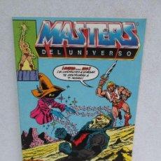 Cómics: MASTERS DEL UNIVERSO. EDICIONES ZINCO. COMICS. VER FOTGRAGIAS ADJUNTAS. Lote 74491015