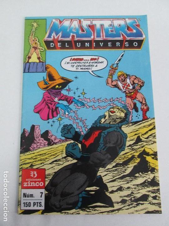 Cómics: MASTERS DEL UNIVERSO. EDICIONES ZINCO. COMICS. VER FOTGRAGIAS ADJUNTAS - Foto 2 - 74491015