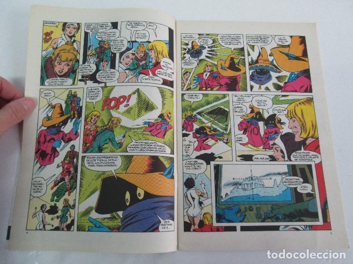 Cómics: MASTERS DEL UNIVERSO. EDICIONES ZINCO. COMICS. VER FOTGRAGIAS ADJUNTAS - Foto 4 - 74491015