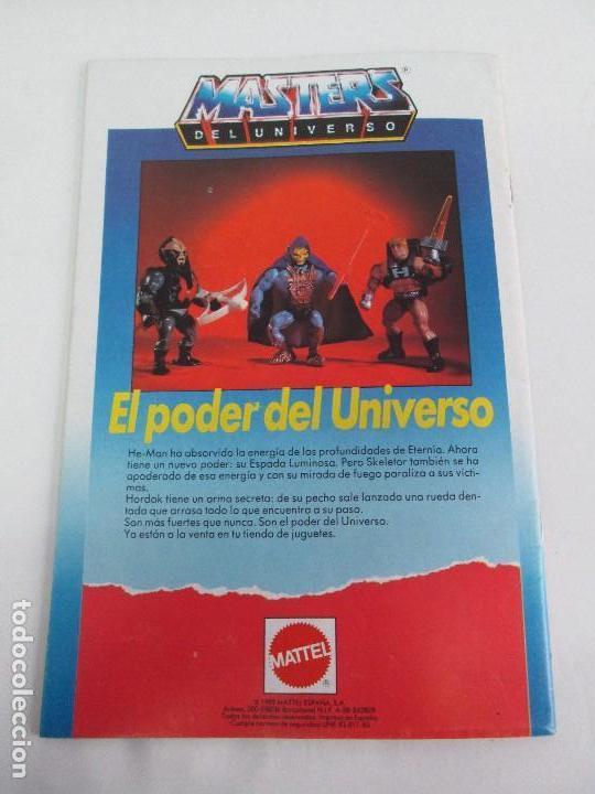 Cómics: MASTERS DEL UNIVERSO. EDICIONES ZINCO. COMICS. VER FOTGRAGIAS ADJUNTAS - Foto 9 - 74491015