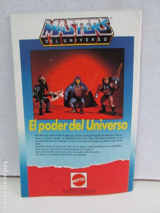 Cómics: MASTERS DEL UNIVERSO. EDICIONES ZINCO. COMICS. VER FOTGRAGIAS ADJUNTAS - Foto 10 - 74491015