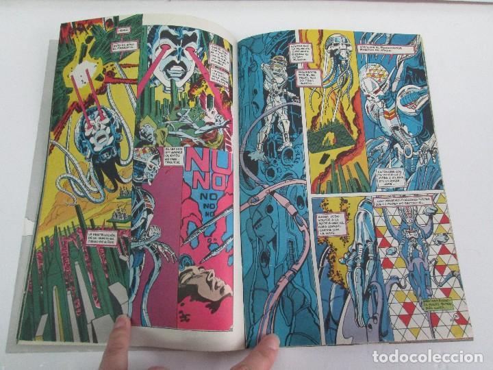 Cómics: NUEVOS TITANES. EDICIONES ZINCO. DOS COMICS. EDICIONES ZINCO. VER FOTOGRAFIAS ADJUNTAS - Foto 7 - 74493099