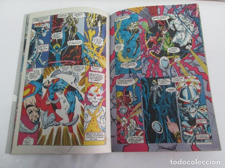 Cómics: NUEVOS TITANES. EDICIONES ZINCO. DOS COMICS. EDICIONES ZINCO. VER FOTOGRAFIAS ADJUNTAS - Foto 8 - 74493099