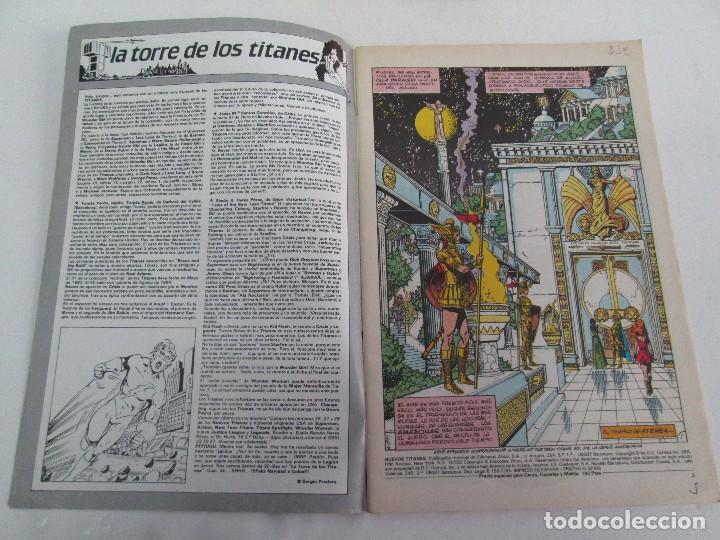Cómics: NUEVOS TITANES. EDICIONES ZINCO. DOS COMICS. EDICIONES ZINCO. VER FOTOGRAFIAS ADJUNTAS - Foto 12 - 74493099