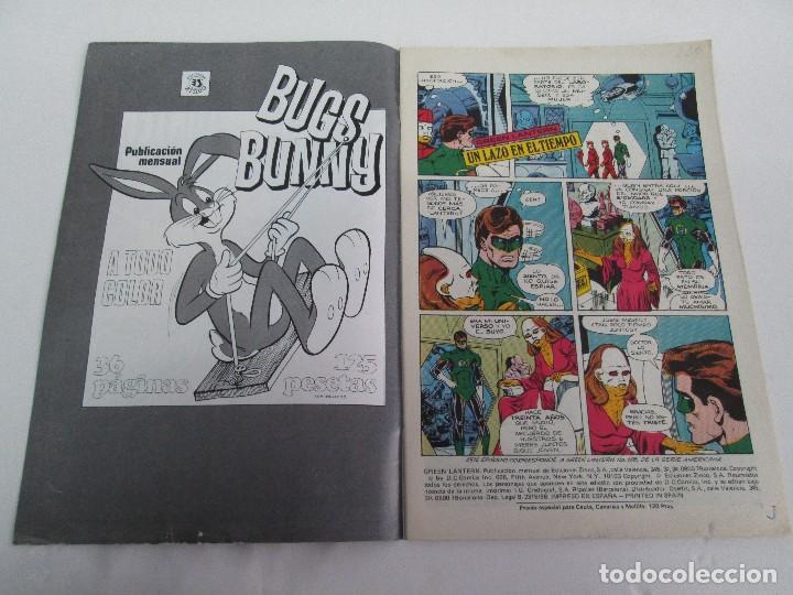 Cómics: GREEN LANTERN. EDICIONES ZINCO. COMICS. VER FOTOGRAFIAS ADJUNTAS. - Foto 3 - 74494895