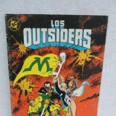 Cómics: LOS OUTSIDERS. EDICIONES ZINCO. COMICS. VER FOTOGRAFIAS ADJUNTAS. Lote 74495855