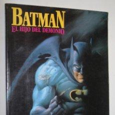 Cómics: BATMAN. EL HIJO DEL DEMONIO / ZINCO (PRESTIGE). Lote 95982614