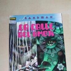 Comics: SANDMAN LA CALLE DEL AMOR NORMA VERTIGO. Lote 75758039