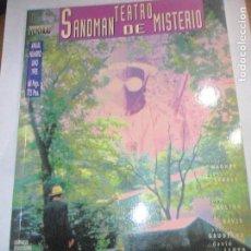 Cómics: TEATRO SANDMAN DE MISTERIO - ANUAL TOMO ESPECIAL HISTORIAS CORTAS POR MUCHOS ARTISTAS- ZINCO VERTIGO. Lote 76117783
