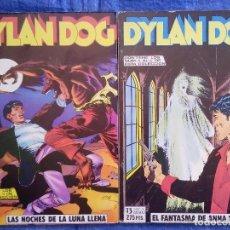 Cómics: DYLAN DOG - NUMERO 1 AL 6 RETAPADO 2 TOMOS COLECCION COMPLETA. Lote 244485730