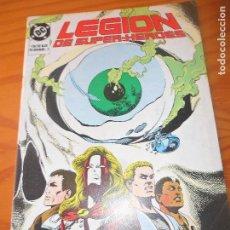 Fumetti: LEGION DE SUPER-HEROES Nº 25 - ZINCO DC COMICS --. Lote 76602639