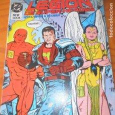 Fumetti: LEGION DE SUPER-HEROES Nº 21 - ZINCO DC COMICS --. Lote 76602739
