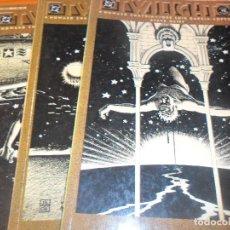 Cómics: TWILIGHT - CHAYKIN/ JOSE LUIS GARCIA-LOPEZ - OBRA COMPLETA - ZINCO DC COMICS --. Lote 76612591