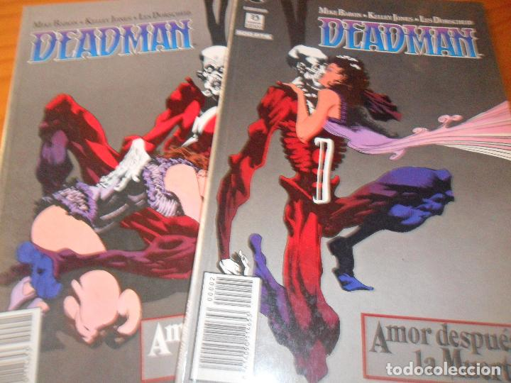 DEADMAN - BARON/ KELLEY JONES - OBRA COMPLETA - ZINCO DC COMICS -- (Tebeos y Comics - Zinco - Prestiges y Tomos)