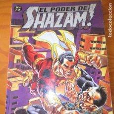 Cómics: EL PODER DE SHAZAM! - JERRY ORDWAY - OBRA COMPLETA - ZINCO DC COMICS --. Lote 76613067