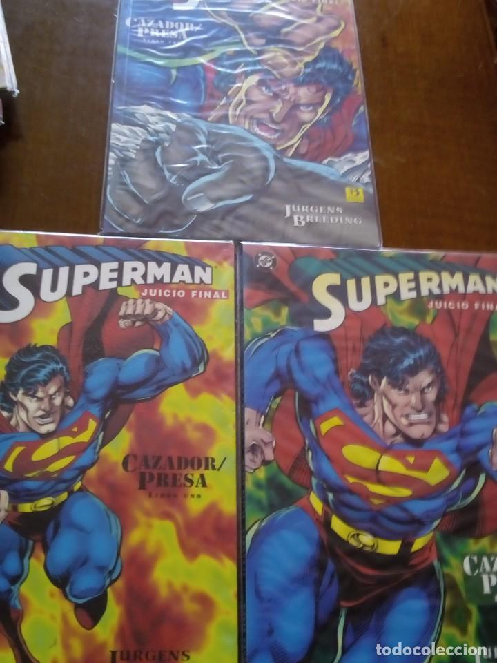 SUPERMAN 3 PRESTIGIO JUICIO FINAL (Tebeos y Comics - Zinco - Prestiges y Tomos)