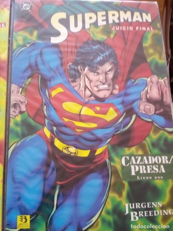 Cómics: SUPERMAN 3 PRESTIGIO JUICIO FINAL - Foto 3 - 77059377