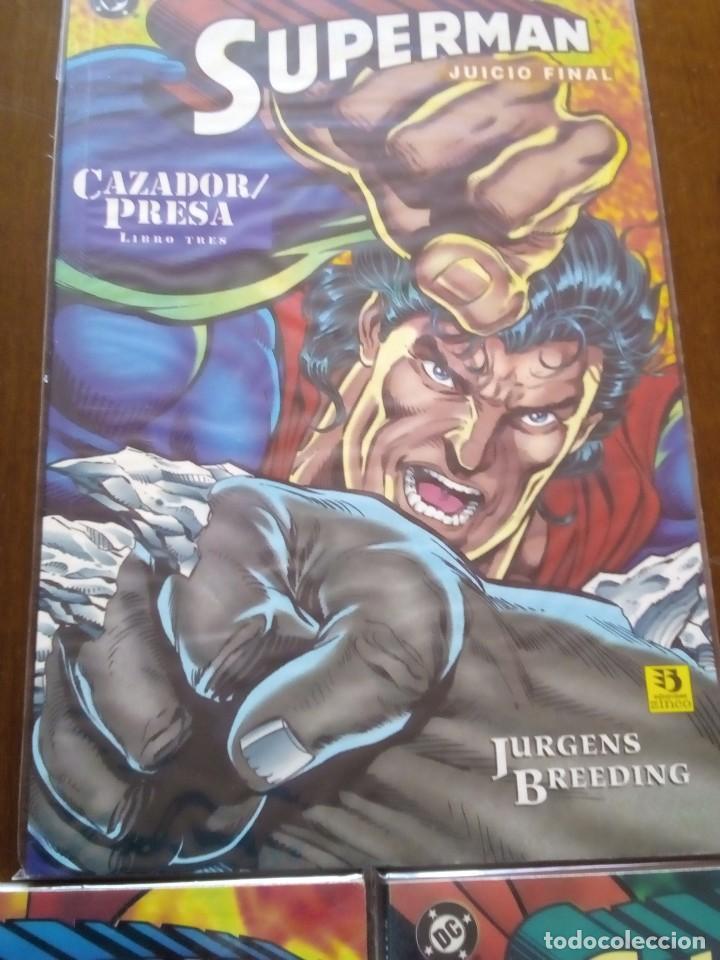 Cómics: SUPERMAN 3 PRESTIGIO JUICIO FINAL - Foto 4 - 77059377