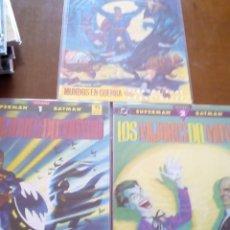 Cómics: SUPERMAN PRESTIGIO LOS MEJORES DEL MUNDO. Lote 77063709