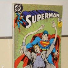 Comics: SUPERMAN CONTIENE LOS NUMEROS 66 AL 70 DE ESTA COLECCION -ZINCO-. Lote 77084481