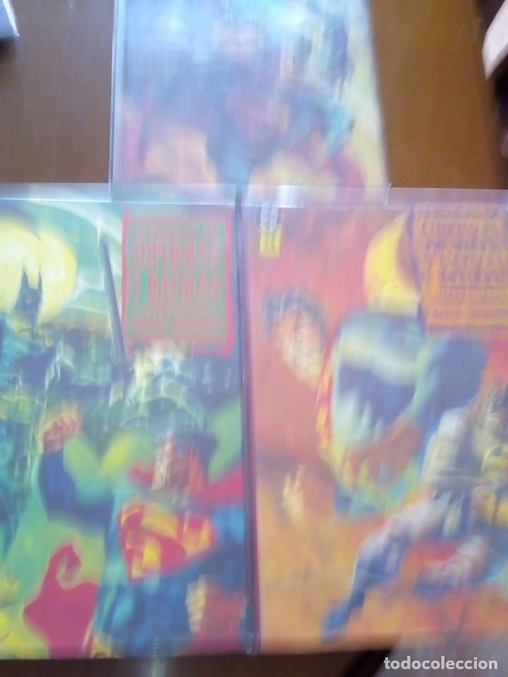 SUPERMAN Y BATMAN 3 PRESTIGIOS (Tebeos y Comics - Zinco - Prestiges y Tomos)