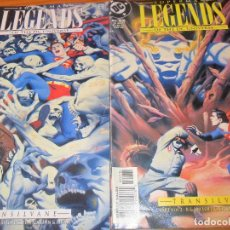 Cómics: SUPERMAN LEGENDS OF THE DC UNIVERSE, TRANSILVANE COMPLETA - LADRONN - COMICS USA DC COMICS. Lote 77087681