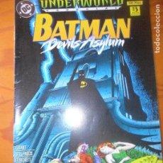 Cómics: BATMAN, DEVILS ASYLUM- GRANT/ STELFREEZE -HISTORIA COMPLETA -ESPECIAL UNDERWORLD- ZINCO DC COMICS -. Lote 77235273