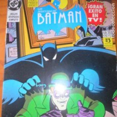 Comics - LAS AVENTURAS DE BATMAN Nº 10 - DC COMICS, ZINCO - ANIMATED SERIES - - 77237717