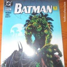 Cómics: BATMAN ESPECIAL Nº 1 KILLER CROC - MOENCH/ JONES - DC COMICS - ZINCO. Lote 77242613
