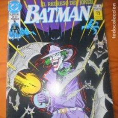 Cómics: BATMAN, EL REGRESO DEL JOKER - ESPECIAL Nº 4 - WOLFMAN/ APARO- DC COMICS - ZINCO. Lote 86181430