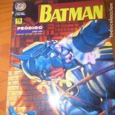 Comics: BATMAN. PRODIGO - LIBRO DOS 2 - ZINCO. Lote 77247645