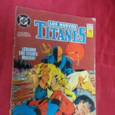 Comics : LOS NUEVOS TITANES. Nº 29. EDICIONES ZINCO.. Lote 77518341