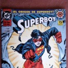 Comics: EL ORIGEN DE SUPERBOY - EDICIONES ZINCO, Nº 2. Lote 77649825